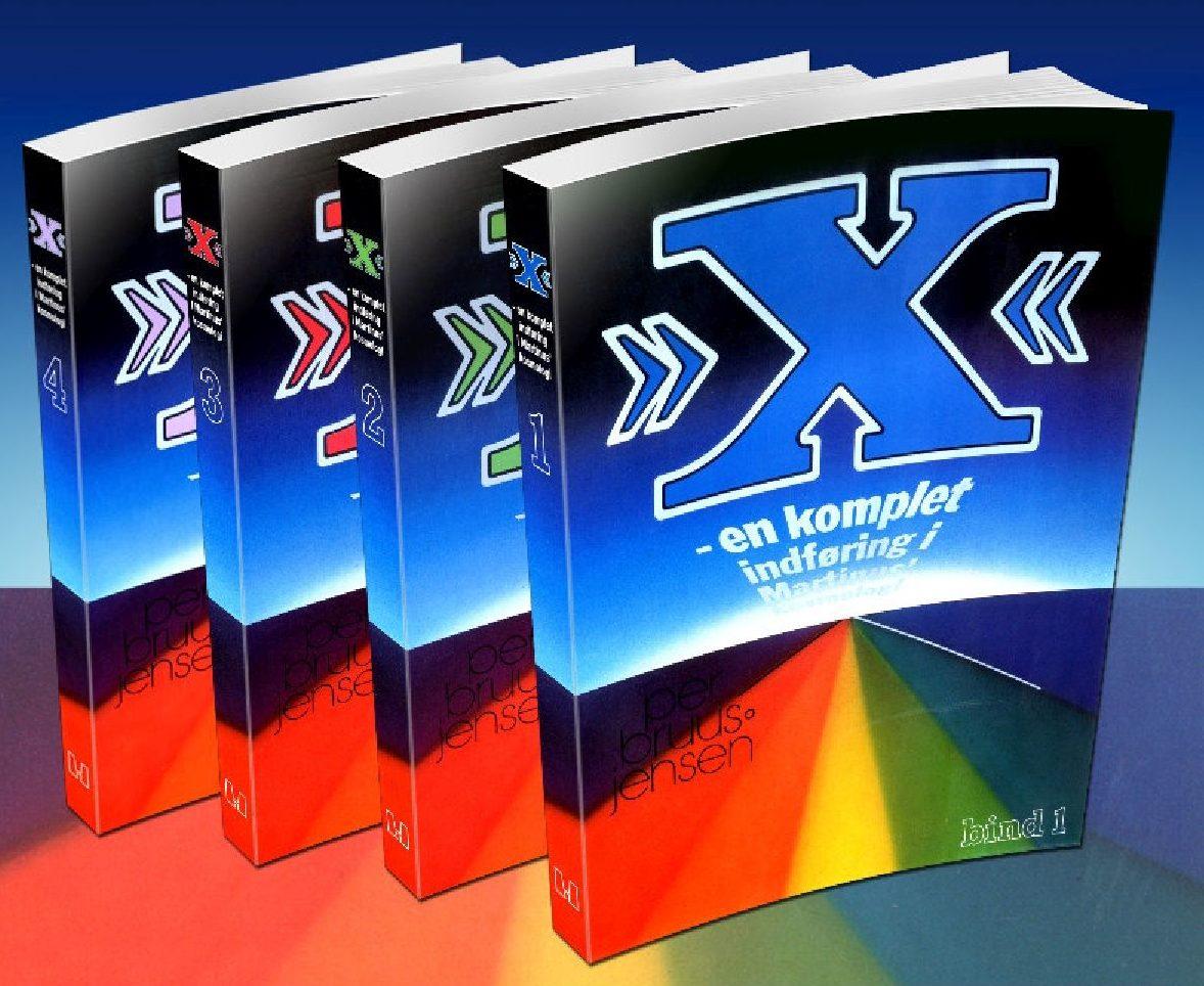 X-verket af Per Bruus Jensen