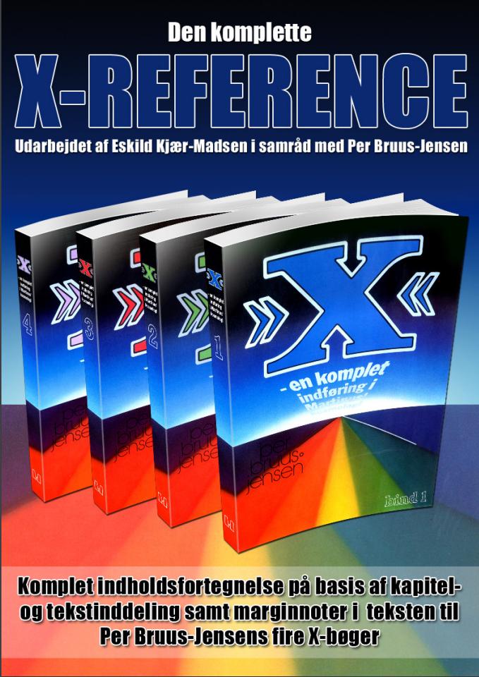 X-Reference Index X-Verket