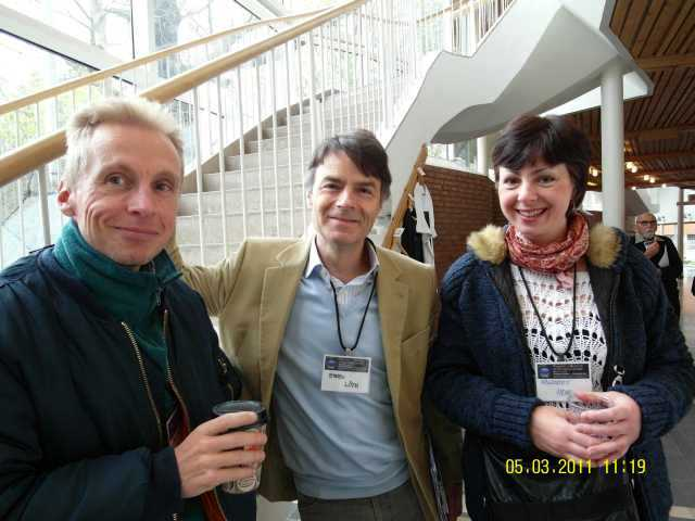 TSC 2011 Stockholm - Alex Riel, Steen Löth NCP X-AIONS, Andrea Möllenkvist
