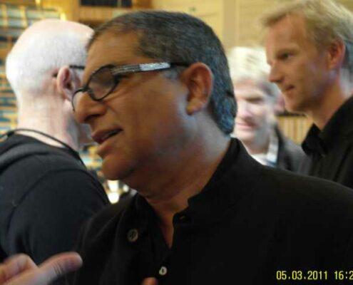 Deepak Chopra TSC 2011 NCP X-AIONS