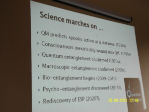 Science Marches on....... IONS