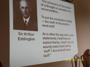 Sir Arthur Eddington IONS