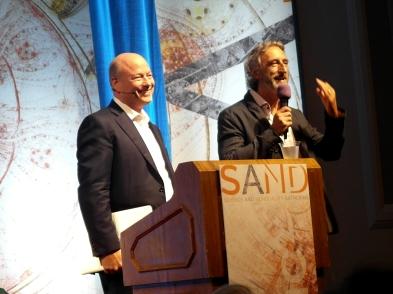John Hegelin , Maurizio Benazzo SAND 2014