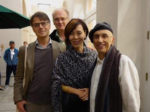 Steen Loeth, Arnold Therner NCP X-AIONS, Susan Yang, Menas Kafatos SAND 2014