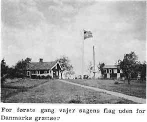 The Cosmological Flag, Martinus Center - Kosmos feriehem / Center Varnhem, Sweden, June 1965