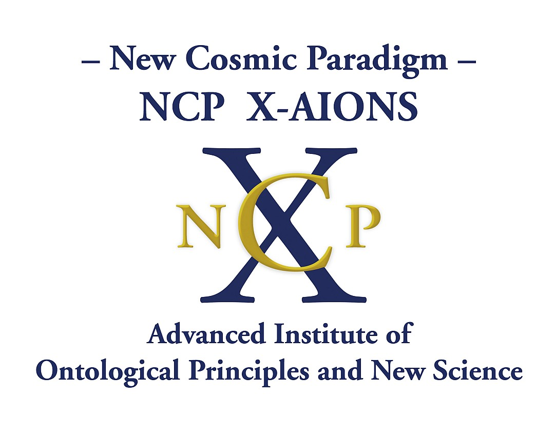 New Cosmic Paradigm NCP X-AIONS